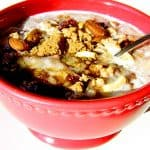 Slow Cooked Oatmeal