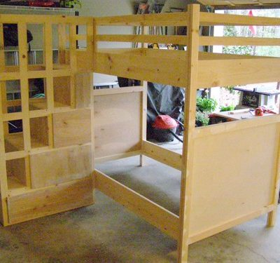 Bunk Beds for A