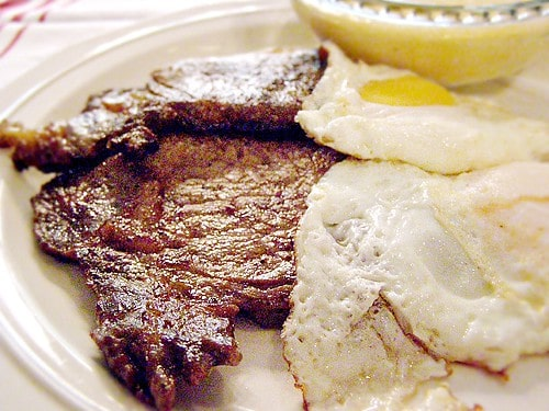 Steak and Eggs | Never Enough Thyme