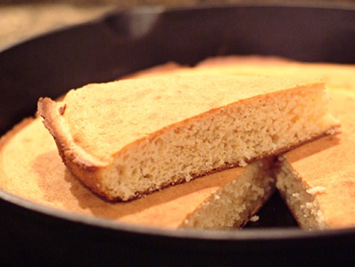 Old-Fashioned Cornbread