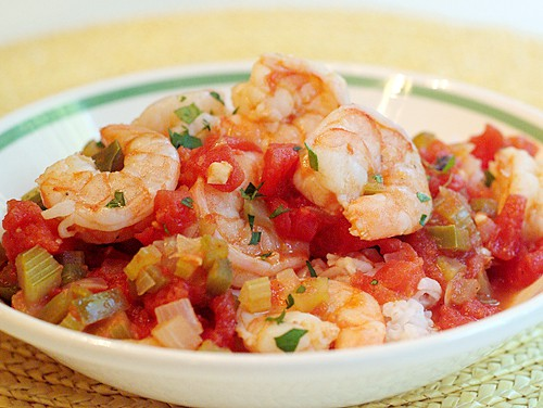 Shrimp Creole - from @NevrEnoughThyme http://www.lanascooking.com ...