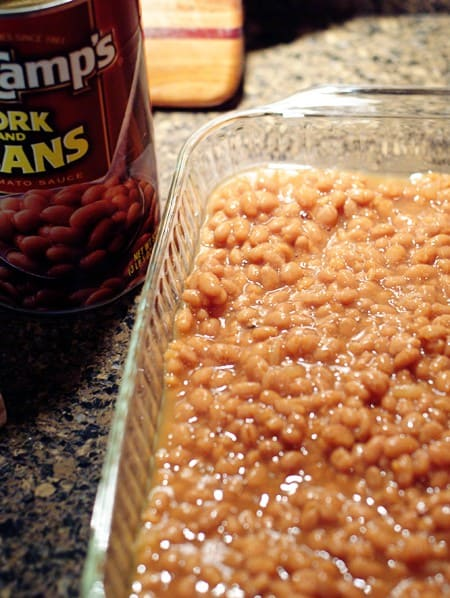Baked Beans Side Dish