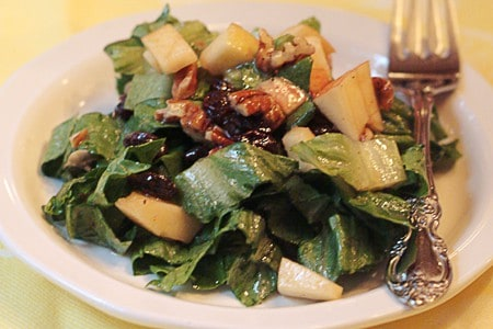 Fruited Green Salad