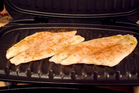 simple grilled fish never enough thyme