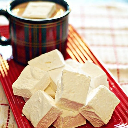 Homemade Marshmallows from Never Enough Thyme — Never Enough Thyme