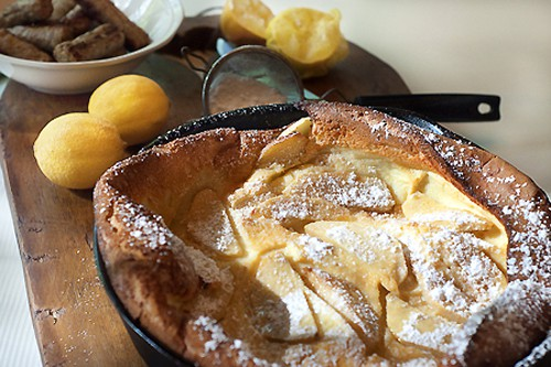 Dutch Baby | Never Enough Thyme