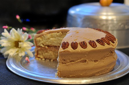 Post image for Caramel Layer Cake