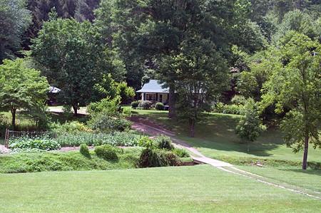 Blue Ridge homestead