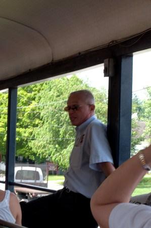 Blue Ridge Scenic Railway Car Host