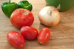 Fire and Ice Tomatoes - veggies