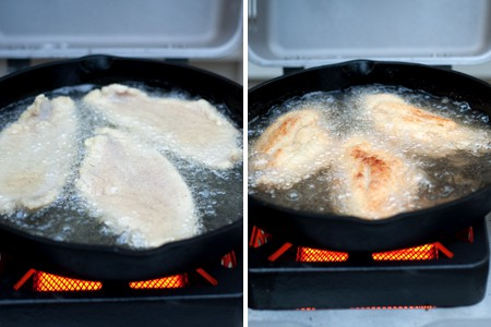 Catfish Frying