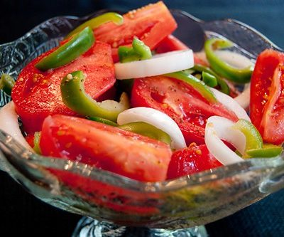 Fire and Ice Tomatoes