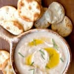 Spicy White Bean Dip
