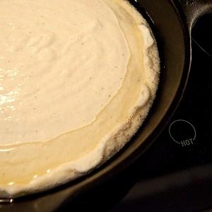 Egg Bread for Cornbread Dressing