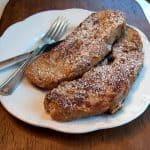 Olive-Rosemary French Toast