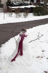 Mr. Frosty