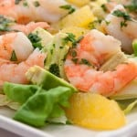 Winter Shrimp Salad