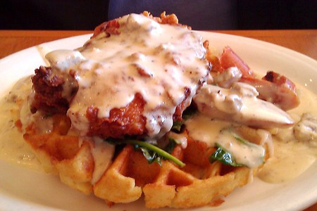 Savory Waffles And Chicken Recipe