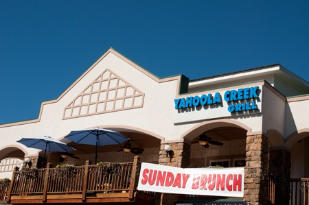 {Review} Yahoola Creek Grill