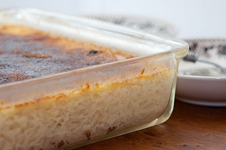 Post image for Baked Rice Pudding