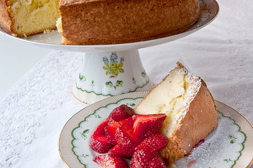 Angel cake never enough thyme recipe image forumfinder Images