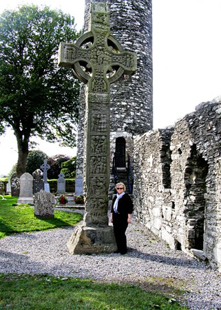 Irish high cross