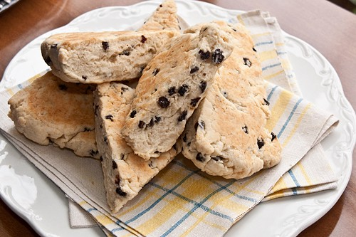 Irish Currant Scones