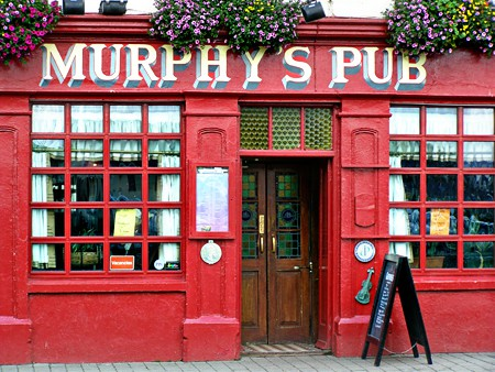 Murphy's Pub in Dingle, Ireland