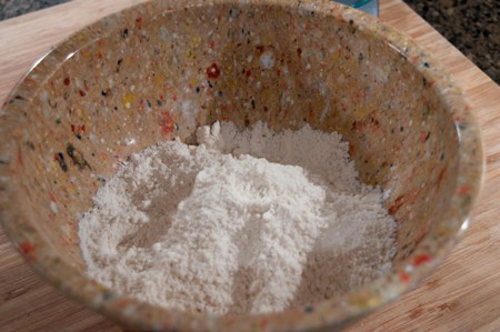 Flour mix for Irish Currant Scones