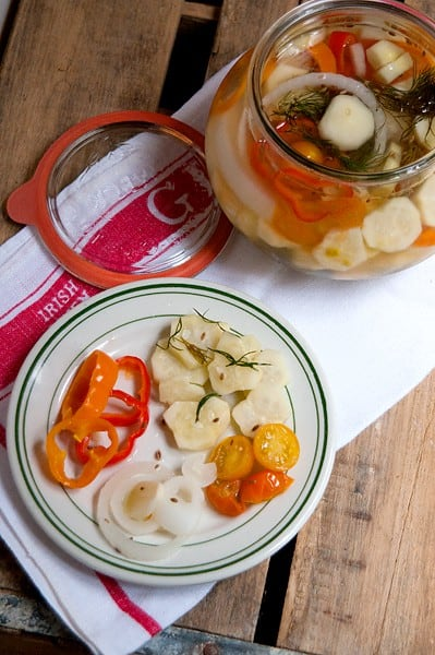 Refrigerator Pickles | Never Enough Thyme
