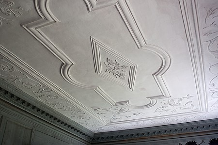 Drayton Hall ceiling