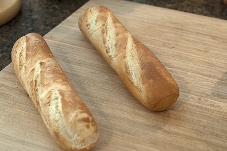 Baguettes for Mediterranean Tartine