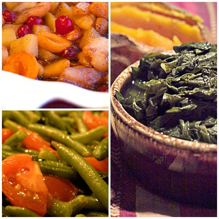 Thanksgiving Side Dishes #2
