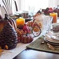 Thanksgiving Menu Planning