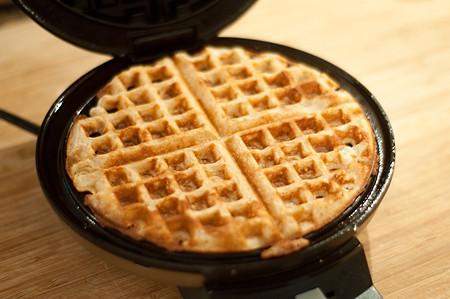 Baked Whole Wheat Waffle