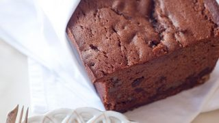 Chocolate Walnut Pound Cake