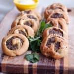 Sausage Swirls