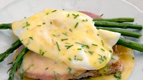 Country Eggs Benedict