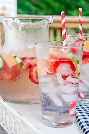 Infused Water (Agua Fresca)