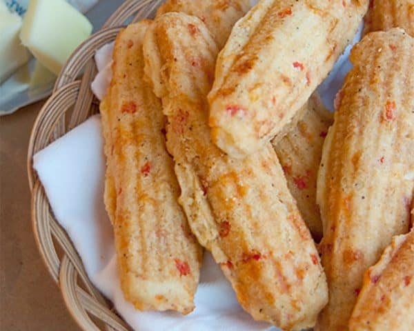 Pimiento Cheese Corn Sticks
