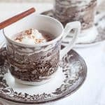 Spiced Hot Cocoa for Election Day