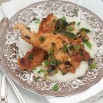 Chicken with Grits