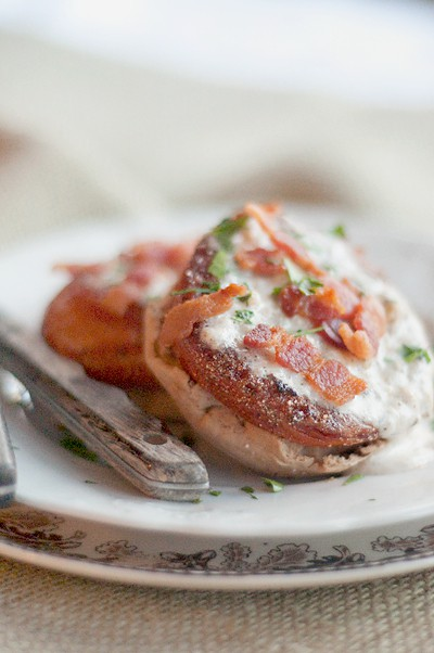 Fried Tomatoes with Cream Gravy