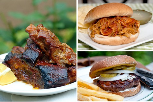Main dishes for Memorial Day menu planning
