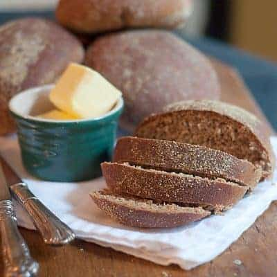 Steakhouse Honey Wheat Bread