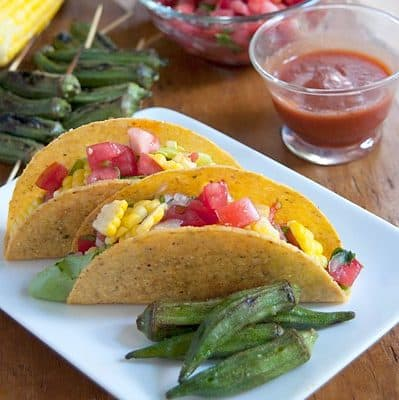 Jazzed Up Tacos
