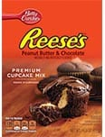 Reese's Peanut Butter and Chocolate Premium Cupcake Mix