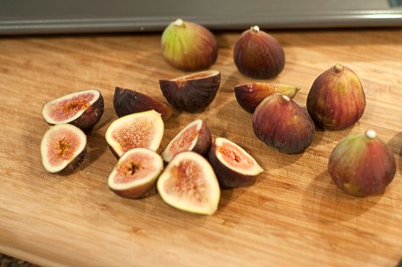 Fresh Figs for Roasted Figs with Gorgonzola