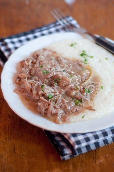 Pork Rib Ragu