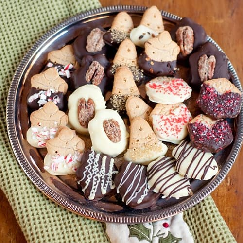 Quick And Easy Decorated Christmas Cookies